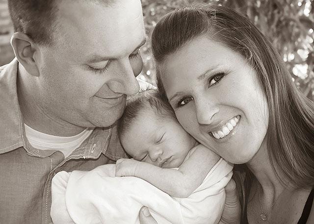 Sarah Dykema, Jeff and Arie