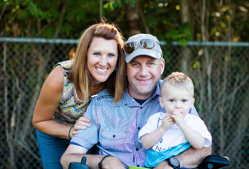 Jeff, Sarah and Arie Dykema - sarahdykema.com - photo by aubreyjoyphotography.com